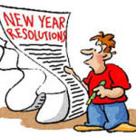 5 new years resolutions